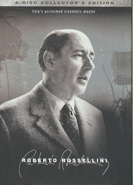 ROBERTO ROSSELLINI (DIRECTORS SERIES) BY ROSSELLINI,ROBERTO (DVD)