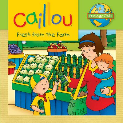Caillou By Thompson, Kim/ Sevigny, Eric (ILT)